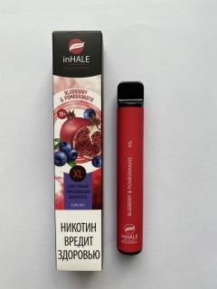 Inhale одноразовые электронные сигареты электронная сигарета evod mega купить